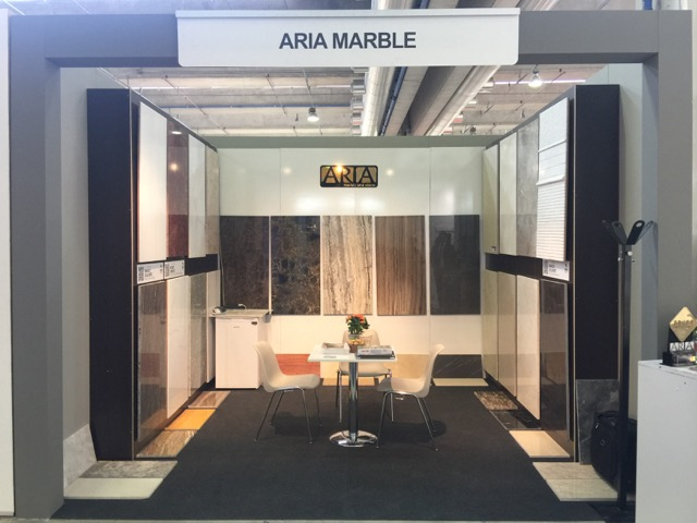 Thanks for your participation in marmomacc 2016 verona for Marmomacc verona 2017