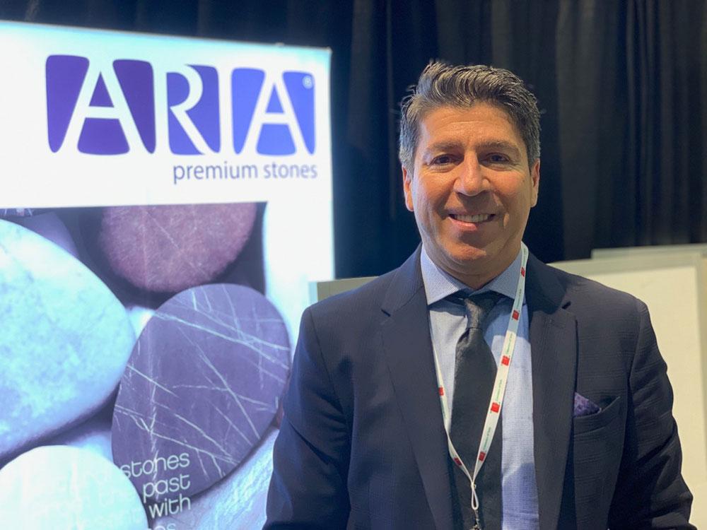 Tony Eslampour Aria Marble