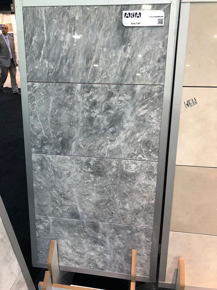 Coverings 2018: The Global Tile & Stone Experience Fair | Aria Marble